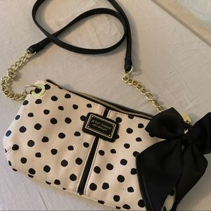 Betsey Johnson Crossbody Handbag